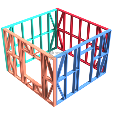 01Concept structura frame