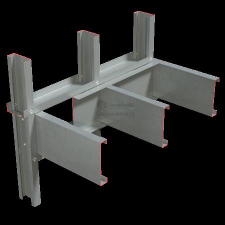 1.2 -Detaliu montaj-planseul fixat de peretii continui -asamblat