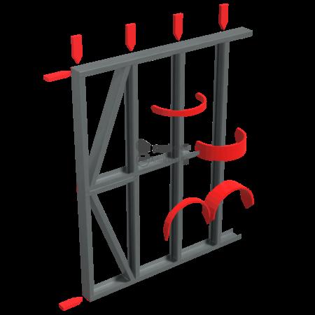 2.0.0 – Principiu forte structura frame