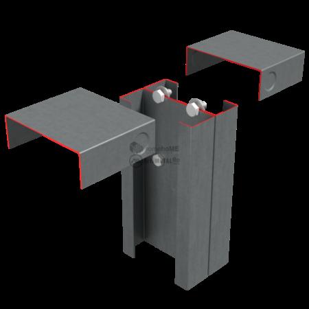 Fixare intre module – talpa superioara